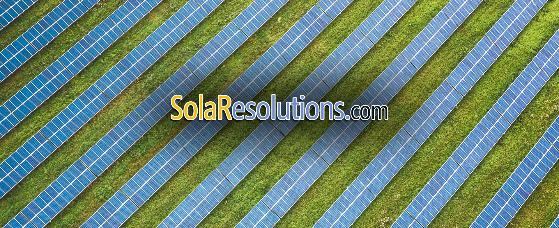 Domain: Solar Resolutions (Dot COM)
