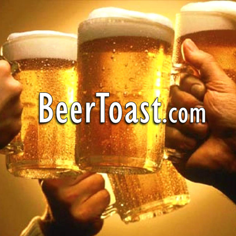 Beer Toast (Beer Toast.com Domain for Sale)