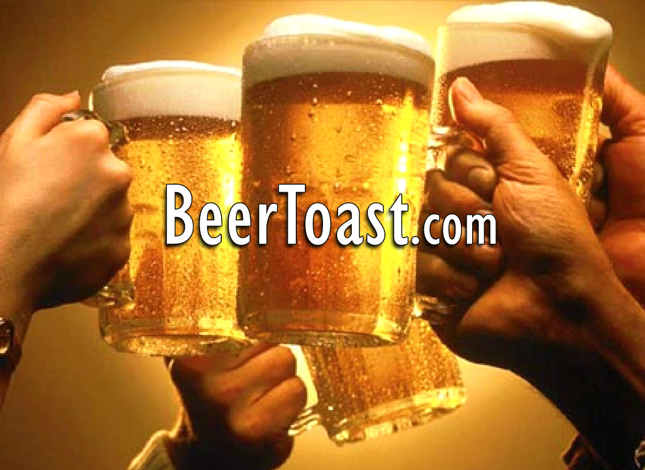 This domain is available. BeerToast.com