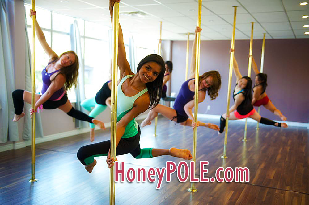 HoneyPOLE.com - Pole dancing Studio